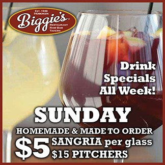 IG-Sunday Drink Specials