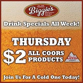 IG-Thursday Drink Specials-1 copy